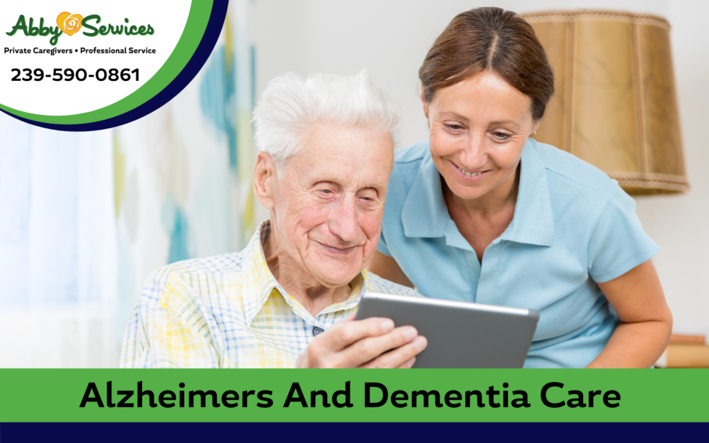 alzheimer's in home care - in home memory care