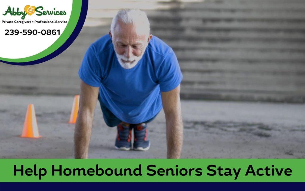 Homebound Senior Activities