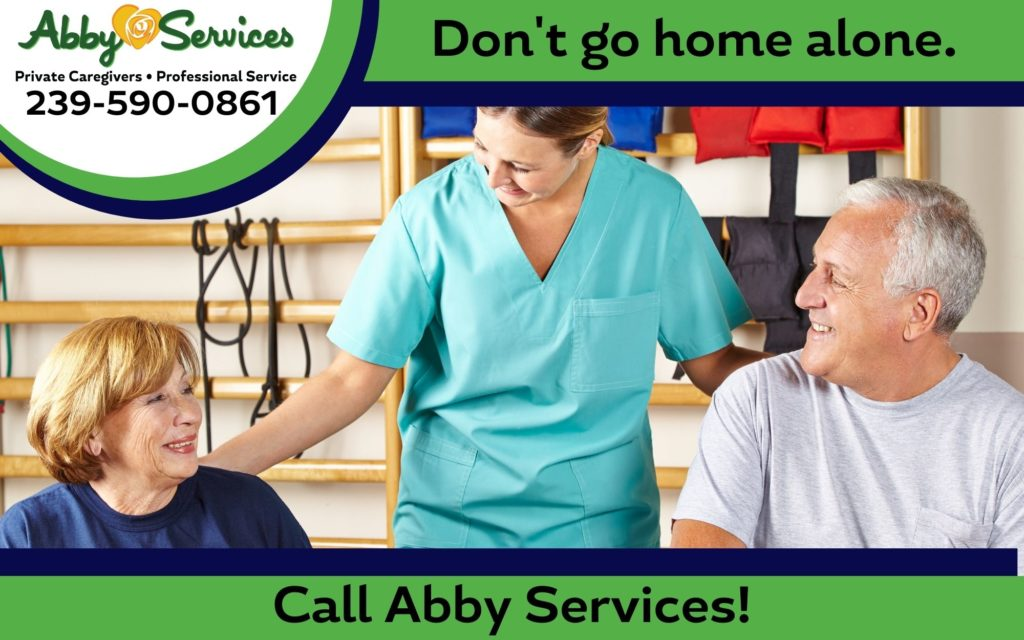 rehab discharge hospital discharge Fort Myers & Cape Coral