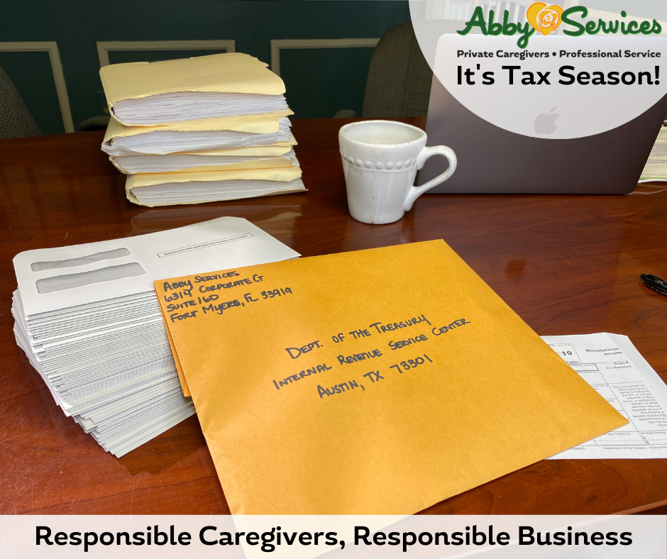 private caregiver taxes
