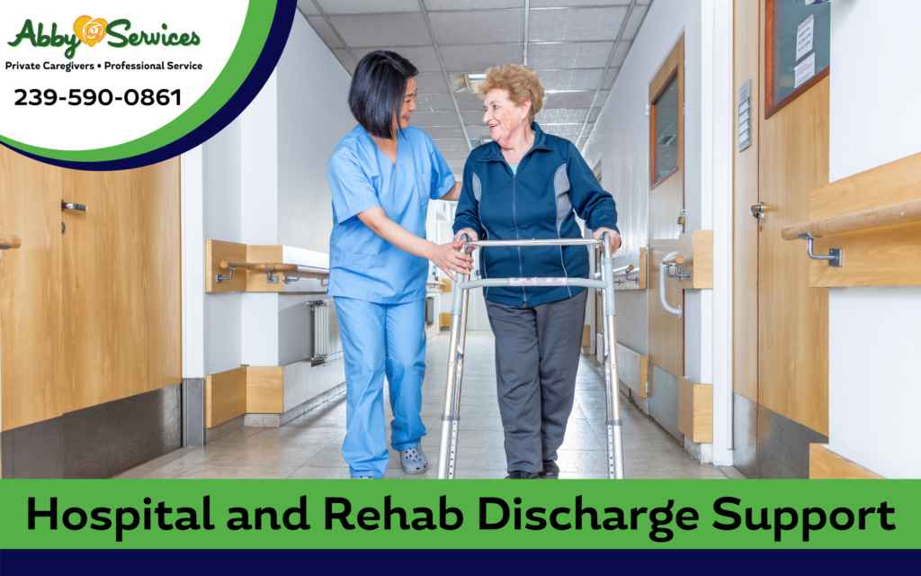 hospital and rehab discharge planning