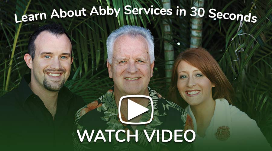 Lean About Abby Services in 30 seconds