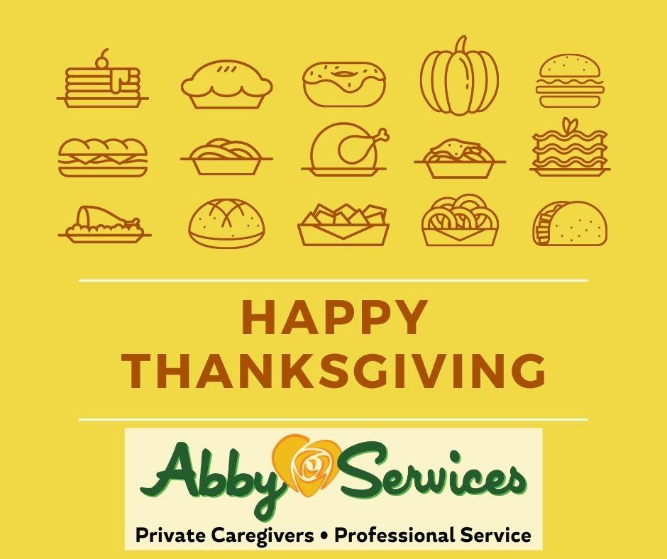 Thanksgiving ideas for seniors